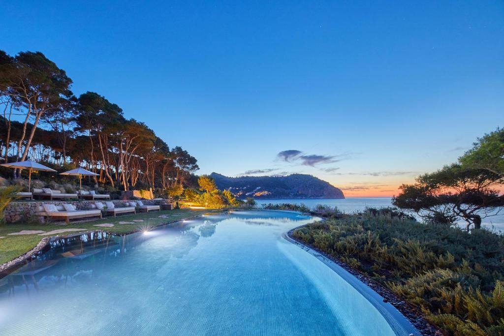 The swimming pool at or near Pleta de Mar, Luxury Hotel by Nature - Adults Only