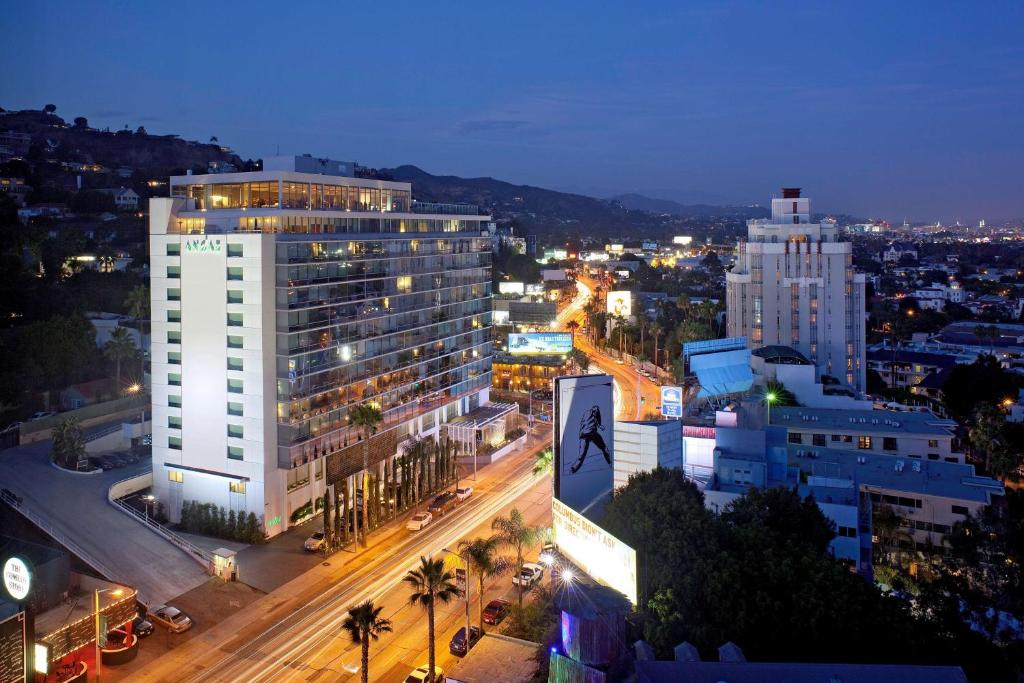 Andaz West Hollywood.
