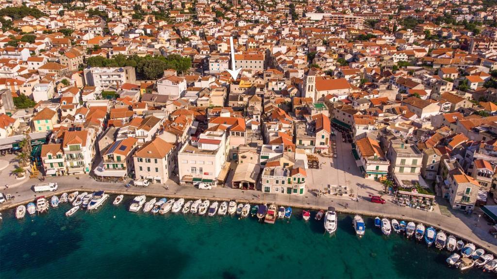 Villa Lucija Vodice Croatia Booking Com