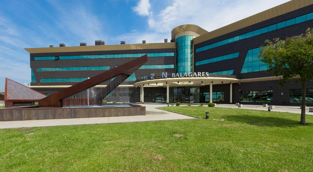 URH Hotel Spa Zen Balagares (España Overo) - Booking.com