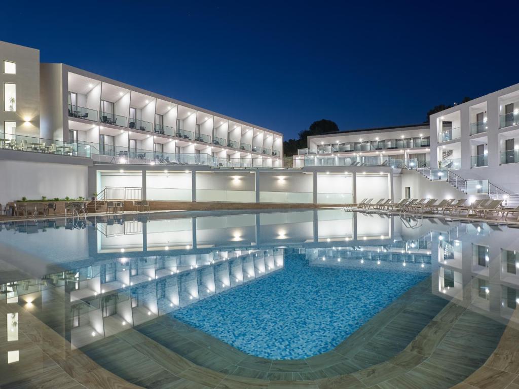 The swimming pool at or near Zante Sun Hotel
