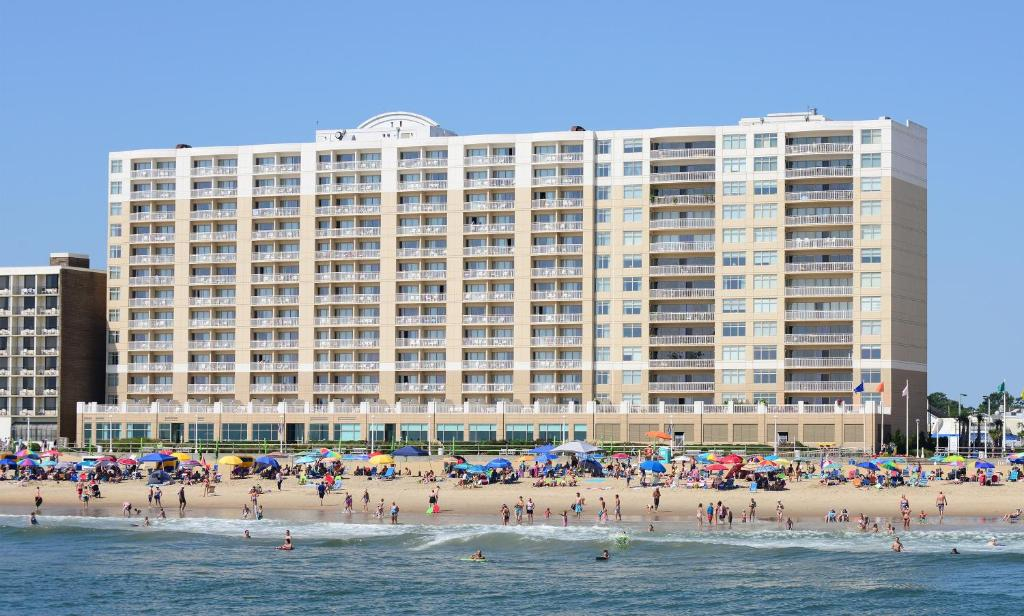 Hotel Springhill Suites By Marriott Virginia Beach Va