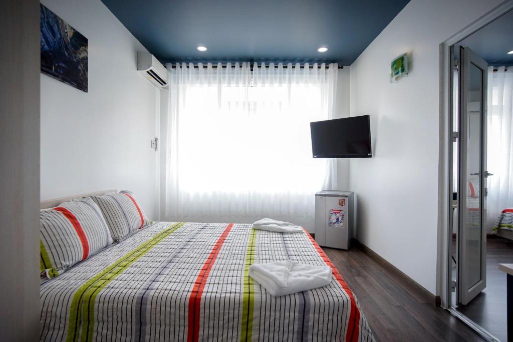 Suite Gia Đình Executive 2 Phòng Ngủ
