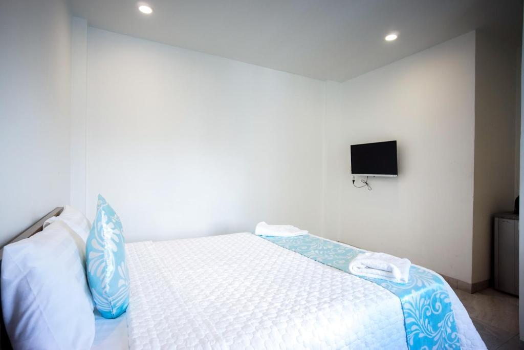 Phòng Giường Đôi kiểu Scandinavia