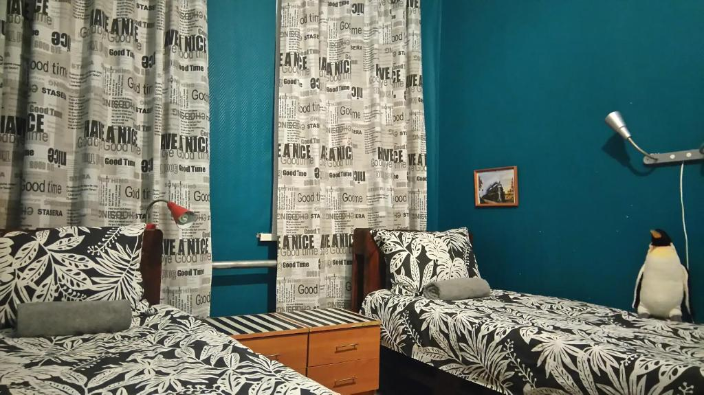 Lova arba lovos apgyvendinimo įstaigoje Trans-Siberian Hostel Moscow