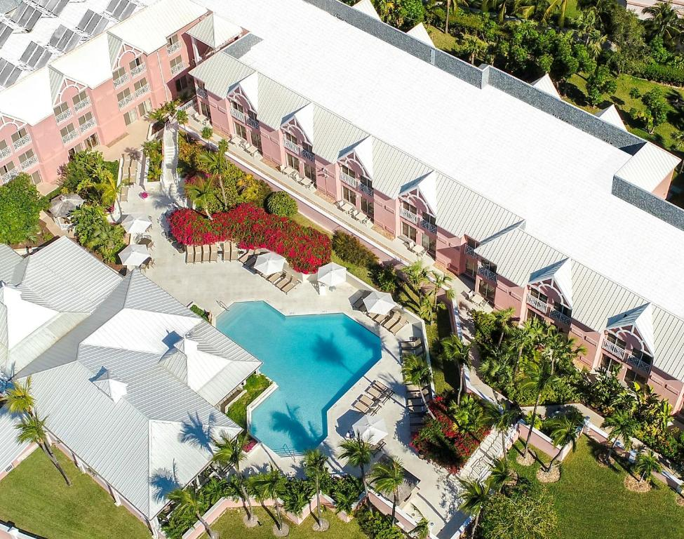 A bird's-eye view of Comfort Suites Paradise Island