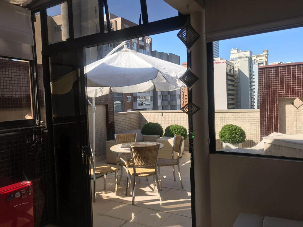 Appartamento Cobertura Fantastica No Centro Batel Brasile