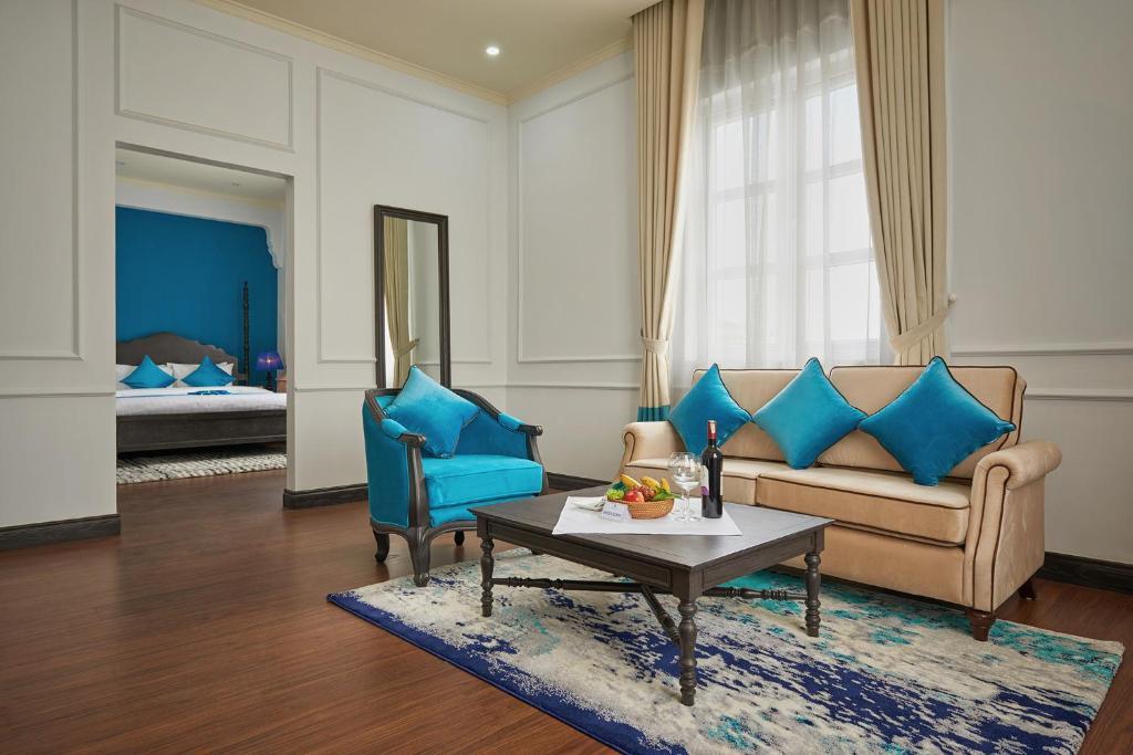 Phòng Dạng Suite