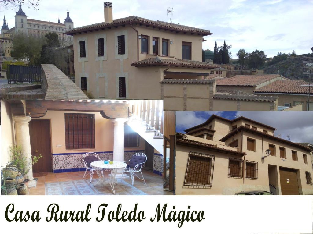 Vacation Home Toledo Magico, Spain - Booking.com