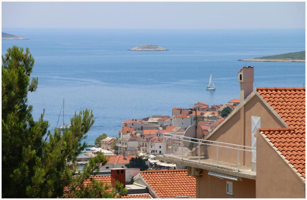 Apartment Baraban Primosten Croatia Booking Com