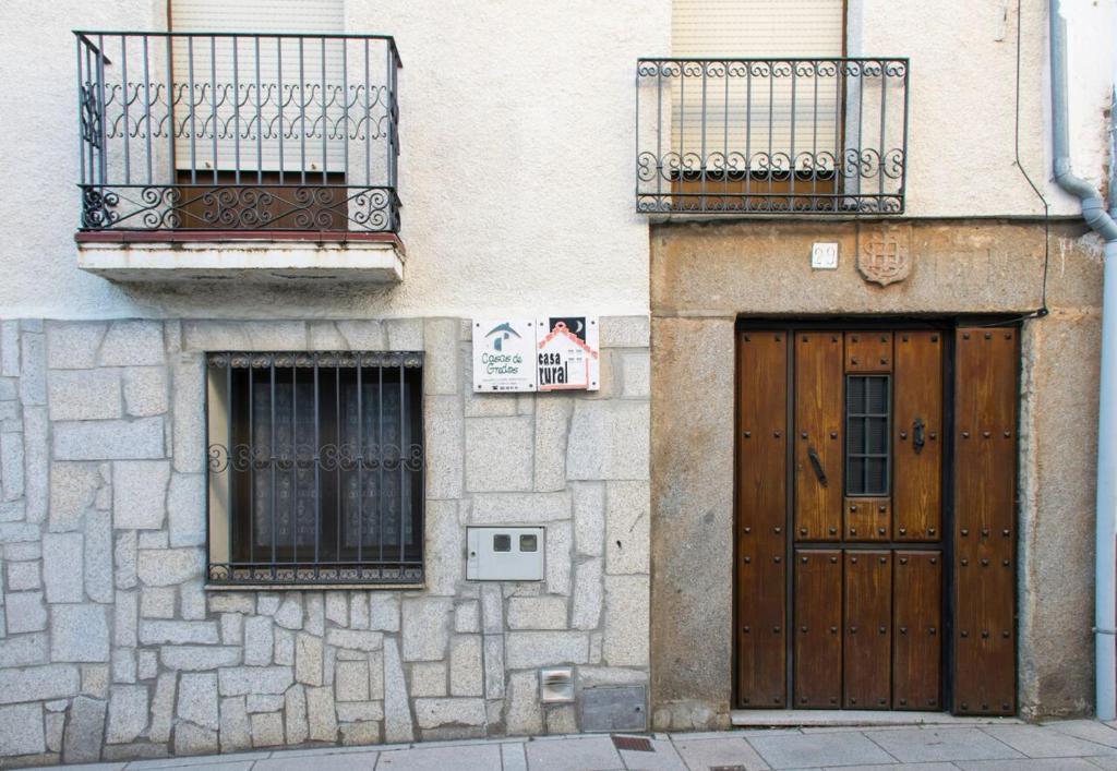 Casa Rural la Casa Grande (España El Barco de Ávila ...