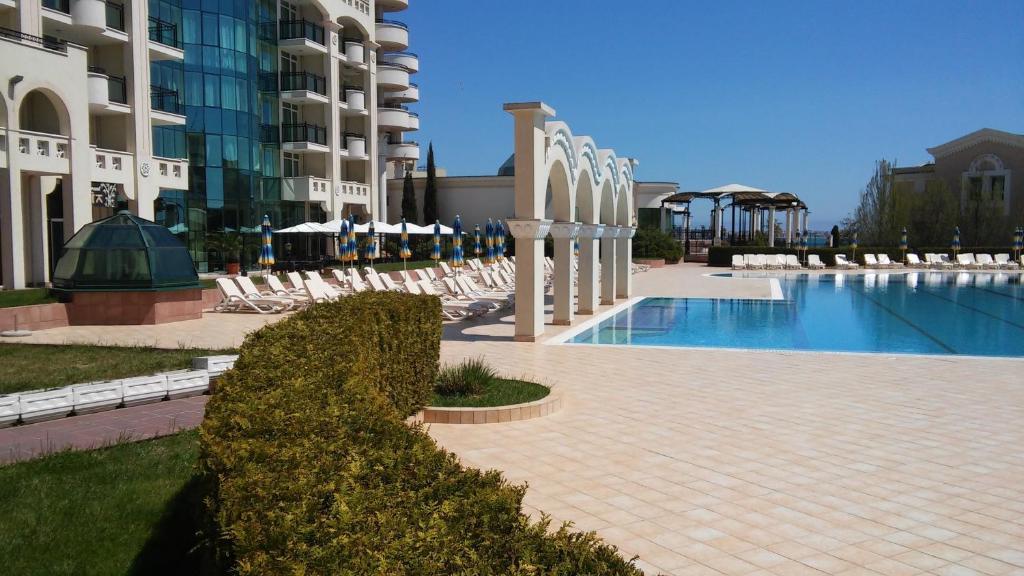 Superb Apartment Sunset Resort Pomorie Bulgaria Booking Com