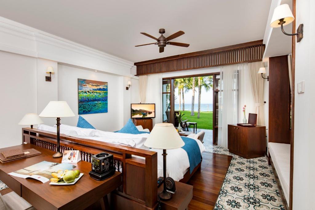 Phòng Premium Có Giường Cỡ King Nhìn Ra Biển