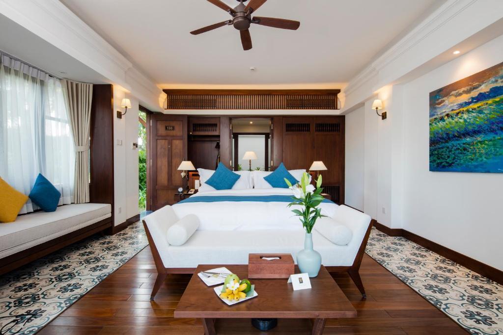 Phòng Premium Có Giường Cỡ King Nhìn Ra Vườn