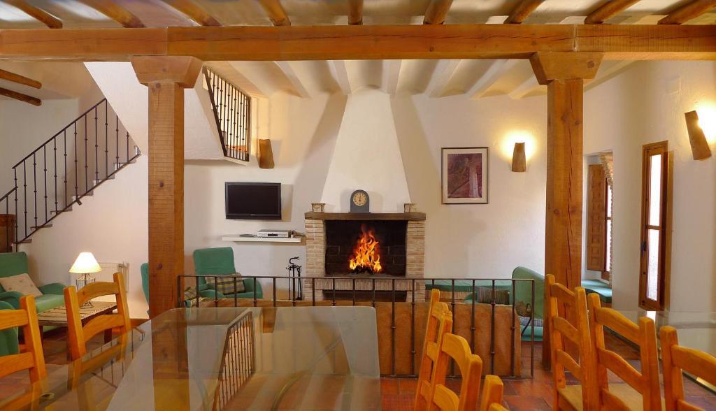 Casa rural El Pinche (España Espinoso del Rey) - Booking.com
