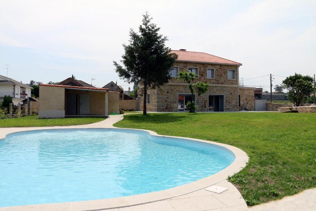 Vacation Home A Finquiña, Pontevedra, Spain - Booking.com