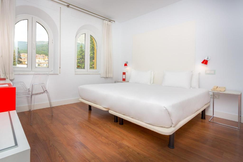 Hotel Exe Victoria Palace (España San Lorenzo de El Escorial ...