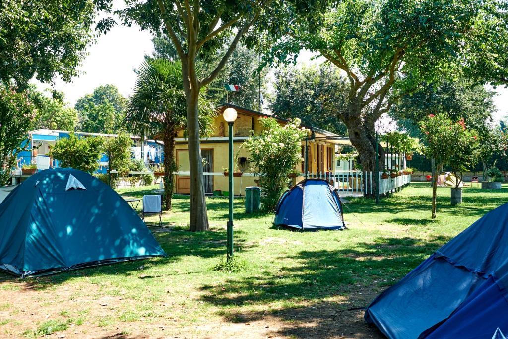 Camping San Nicolo Italien Venedigs Lido Booking Com