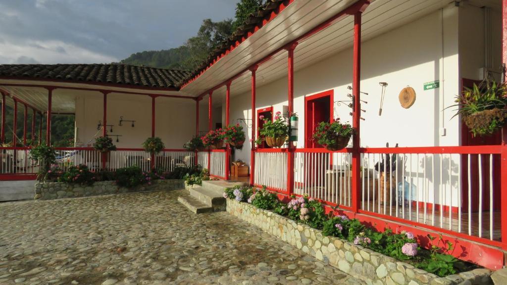 Ecohotel la Cabaña Valle del Cocora
