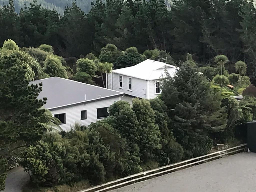 Letecký snímek ubytování Peaceful Rural Retreat