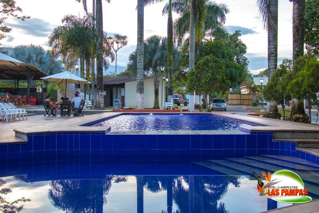 Las Pampas Hotel Campestre, Acacías, Colombia - Booking.com