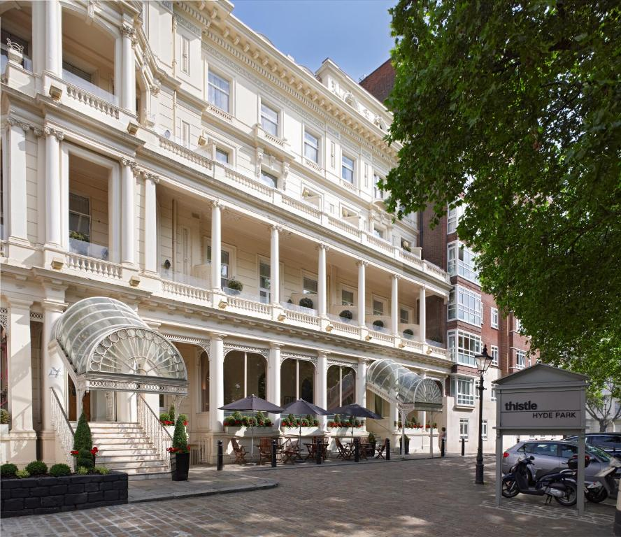 Thistle Hyde Park London Updated 2020 Prices
