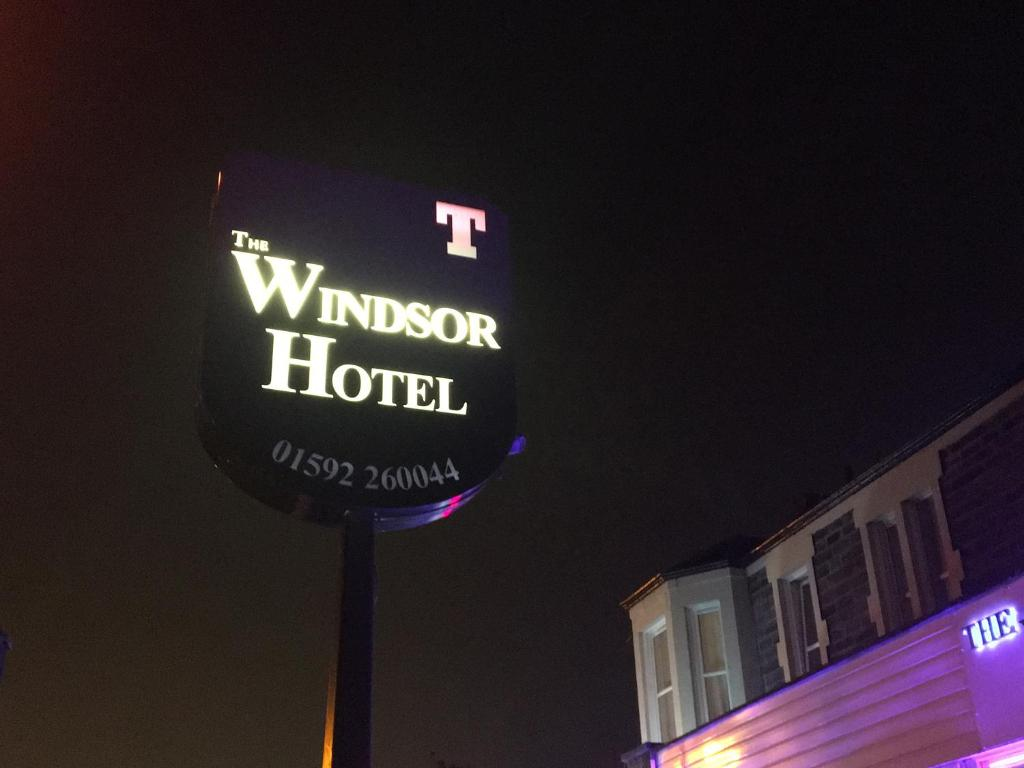 The Windsor Hotel Kirkcaldy Uk Booking
