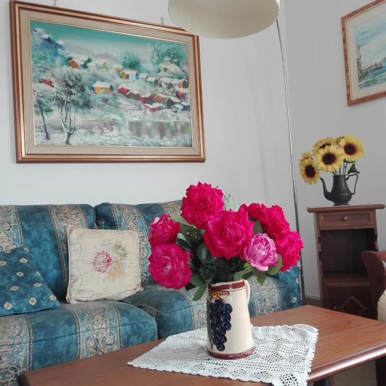 delizioso appartamento panoramico