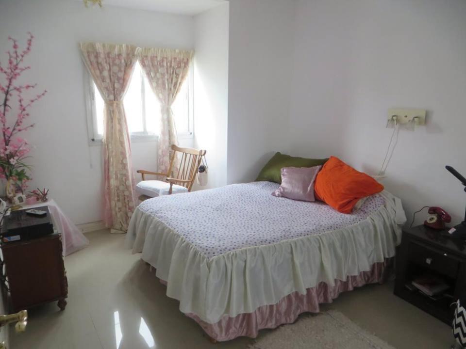 Una cama o camas en una habitación de Barrancas Del Golfo