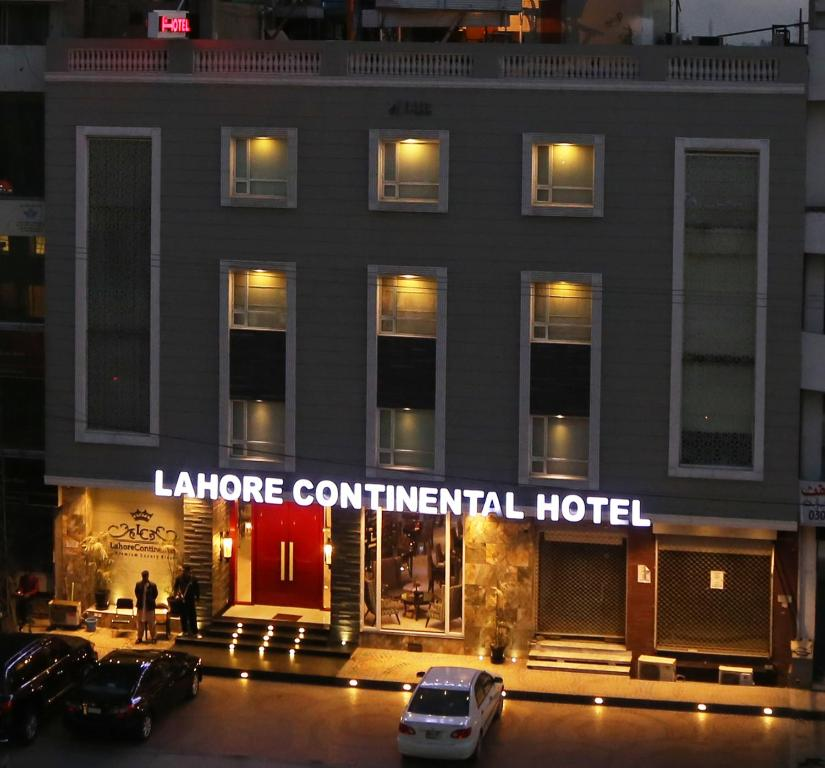 Hotellet for dating i Lahore