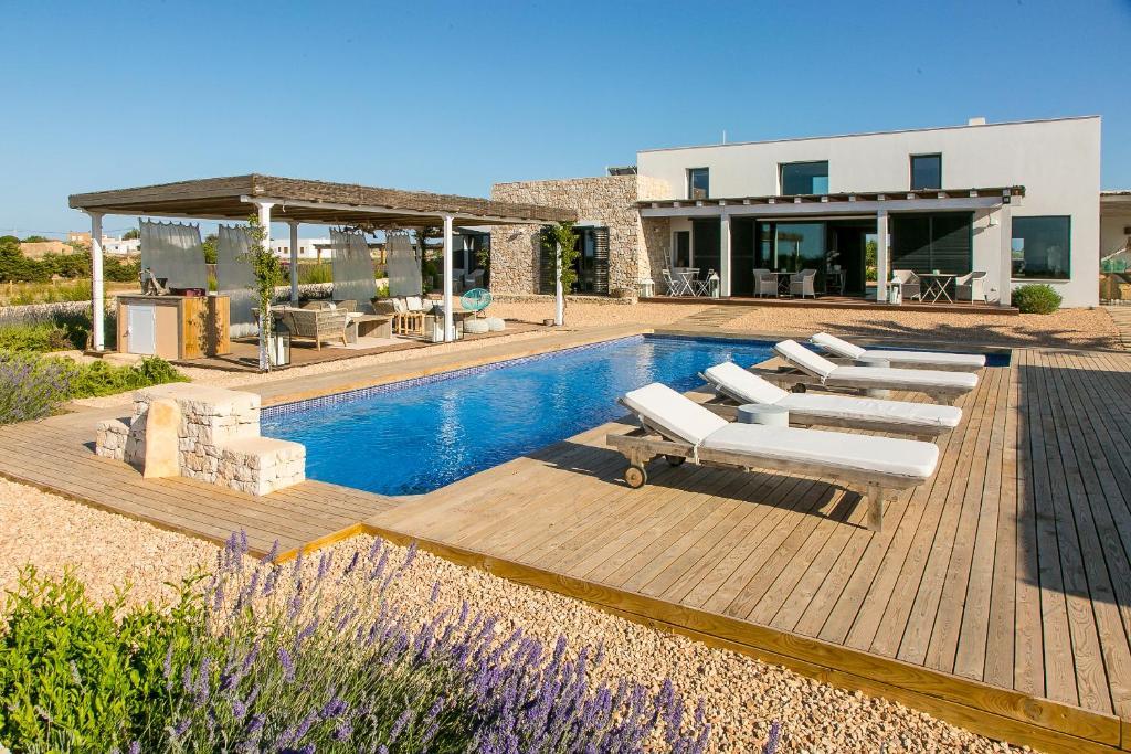 Vakantiehuis Somnis de Formentera (Spanje La Mola) - Booking.com