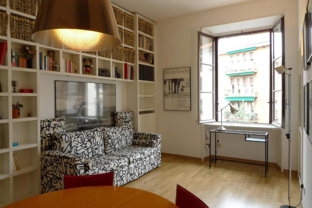 A seating area at Brera/Corso Como