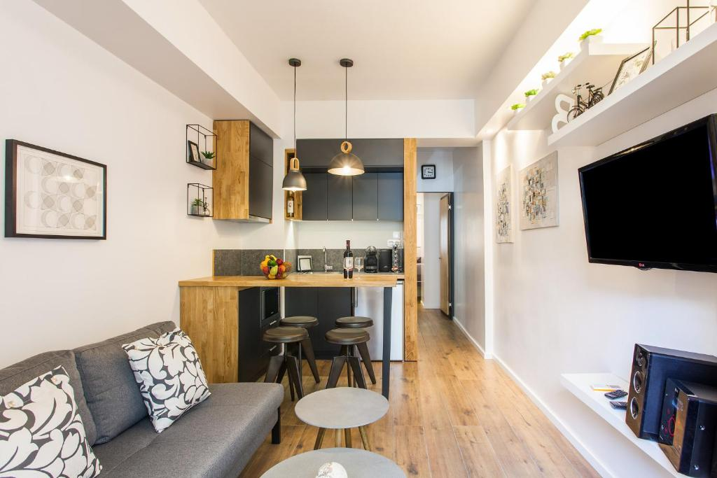 Apartment Lazaristes Compact Living, Thessaloniki, Greece