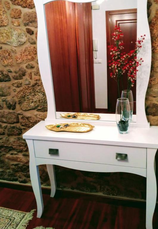 apartment garden (Espanha Caldas de Reis) - Booking.com