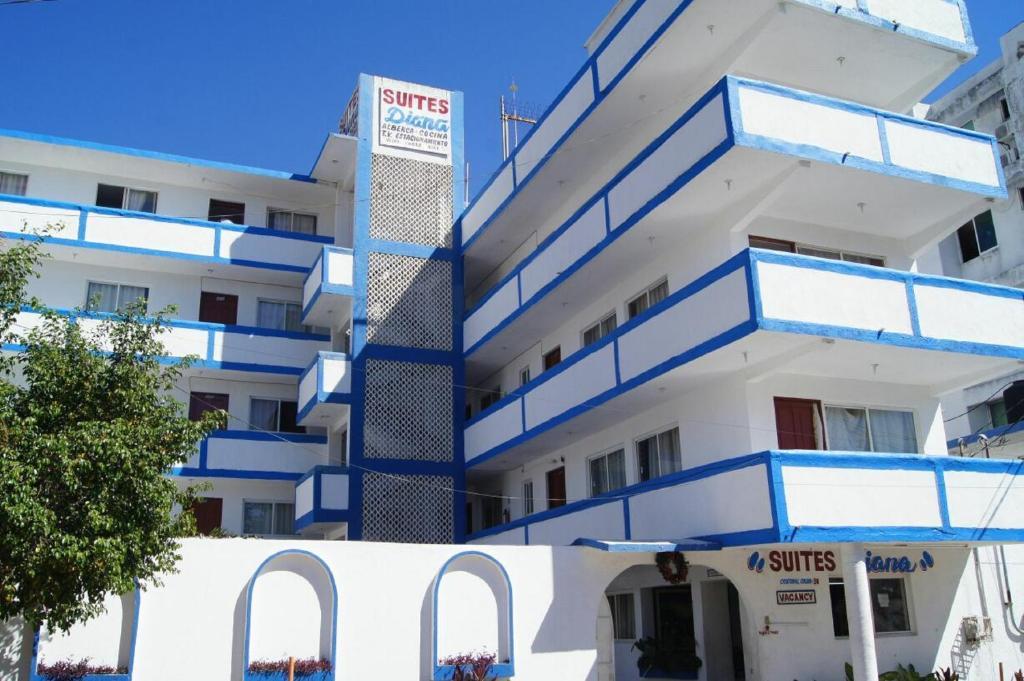 Hotel Suites Diana (México Acapulco) - Booking.com