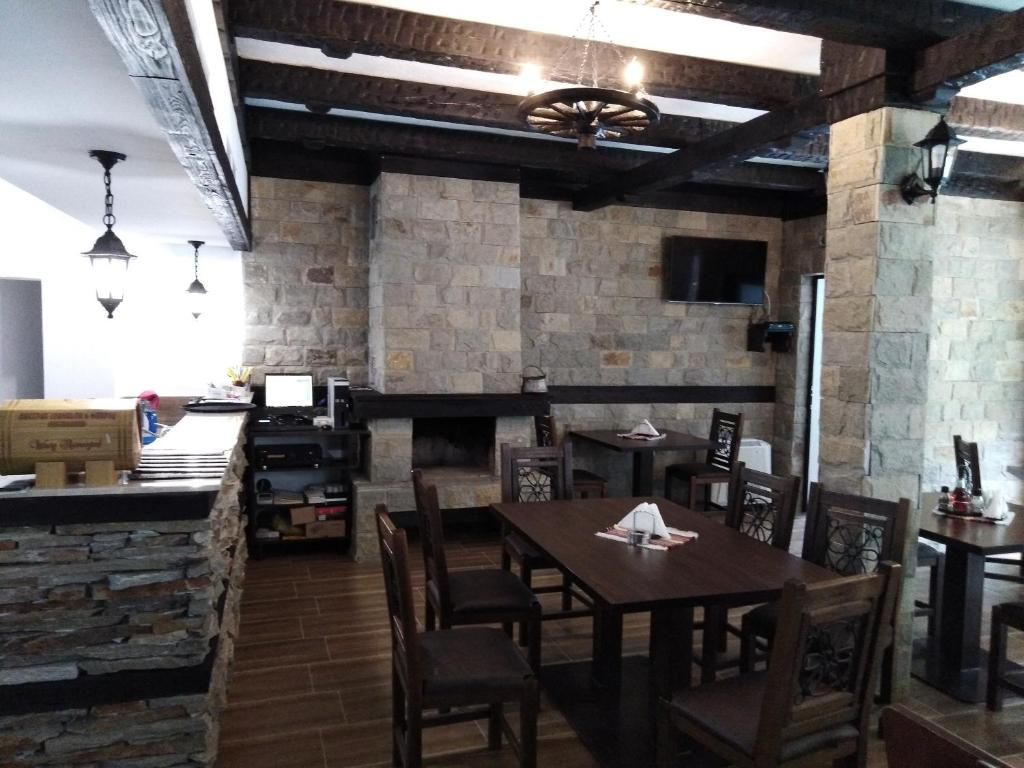 A restaurant or other place to eat at Complex Magic of the Rhodopes