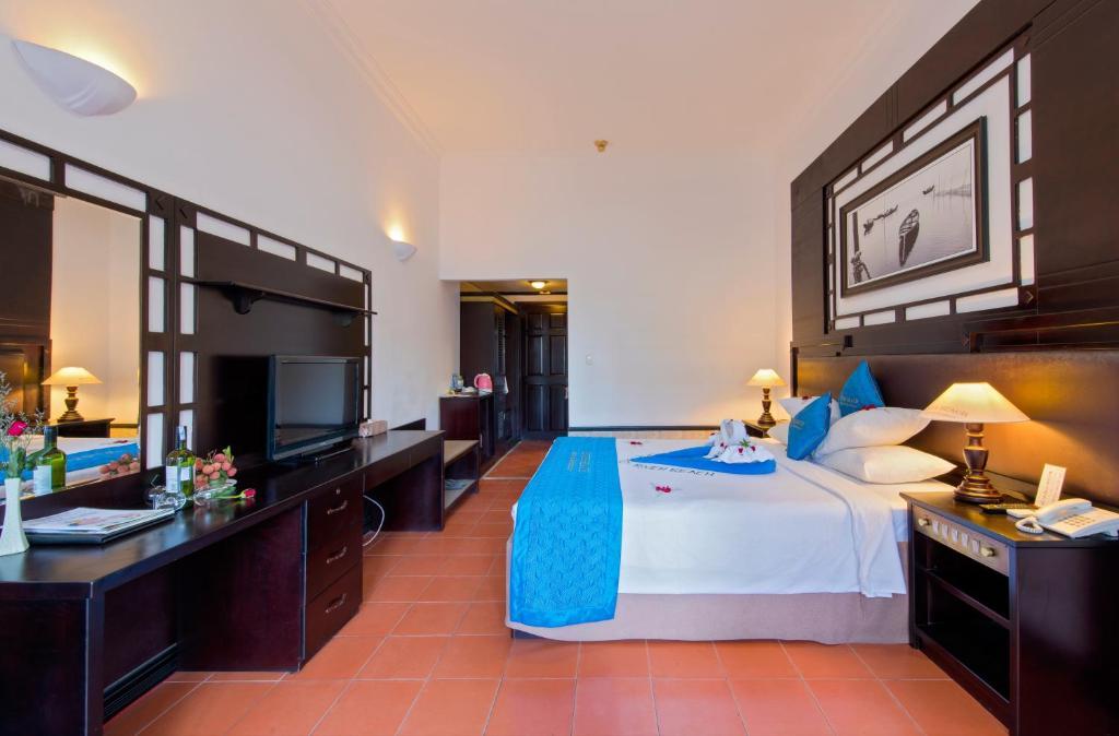 Phòng Deluxe Giường Đôi/ 2 Giường Đơn - Gói SPA