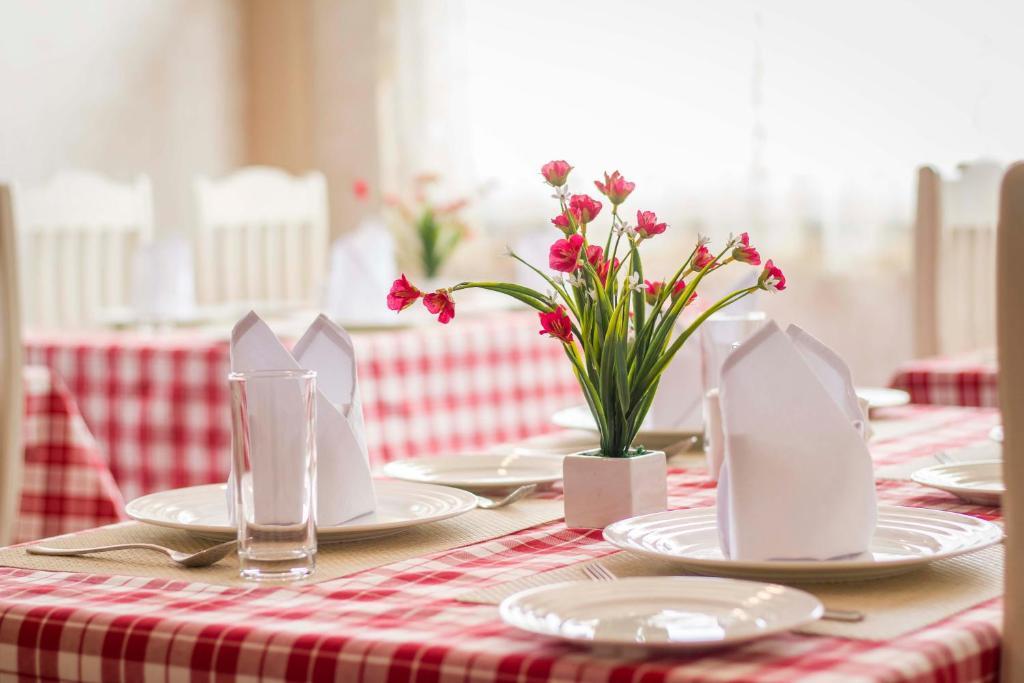 Restaurace v ubytování Windermere Inn