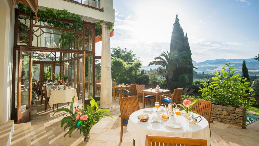 Hotel La Fuente de la Higuera (España Ronda) - Booking.com