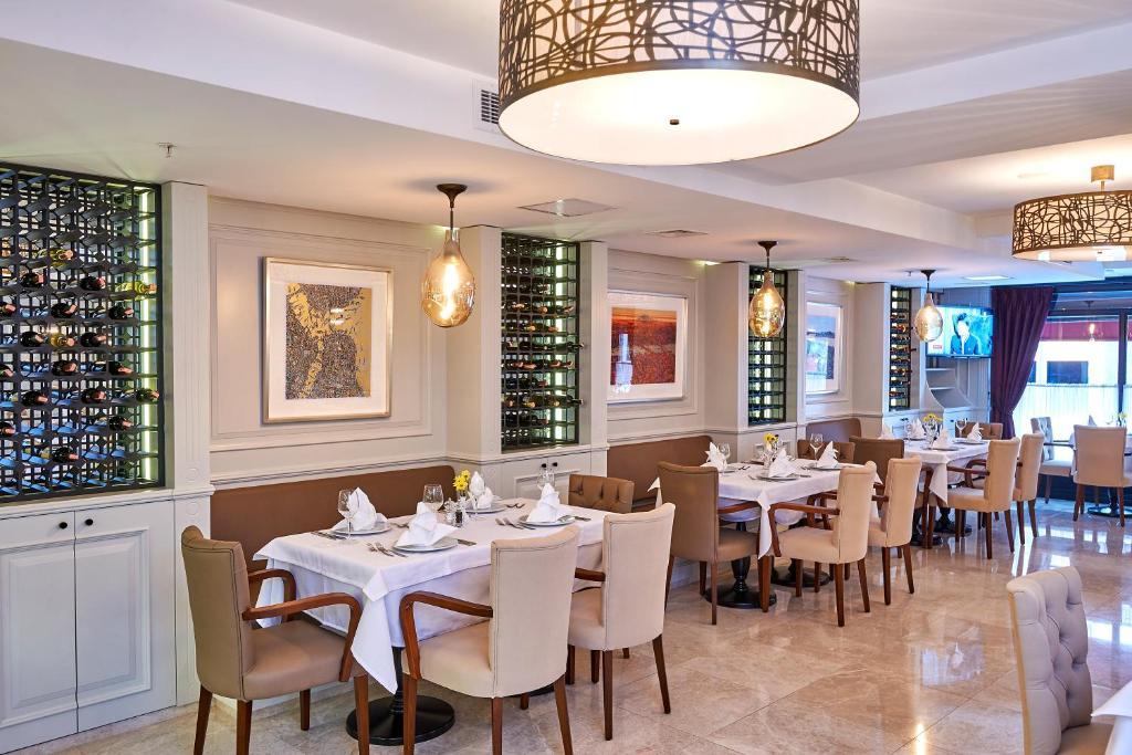 Ресторан / где поесть в Renata Boutique Hotel Sisli