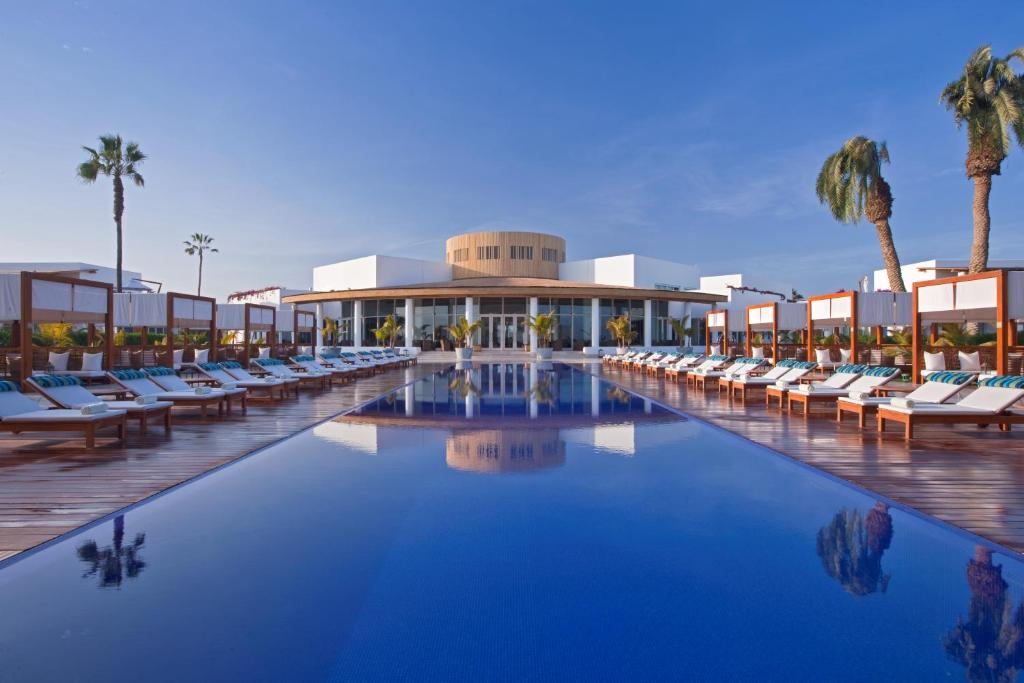 The swimming pool at or near Hotel Paracas, a Luxury Collection Resort