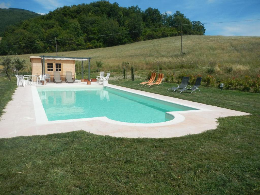 Casa de campo Casa Baldoni (Italia Matelica) - Booking.com