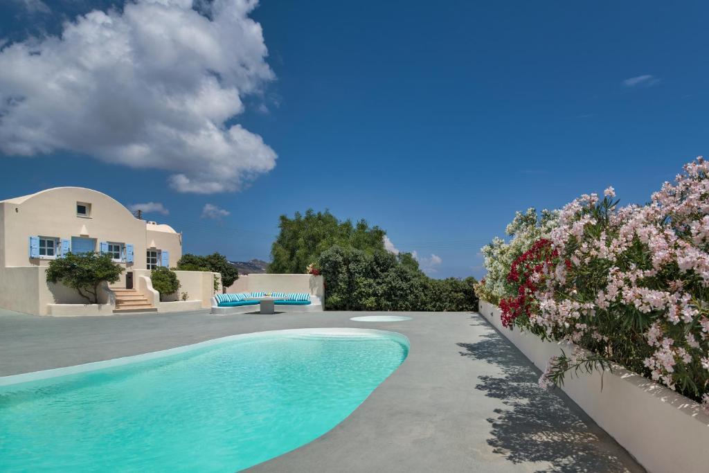 Πισίνα στο ή κοντά στο Sienna Eco Resort