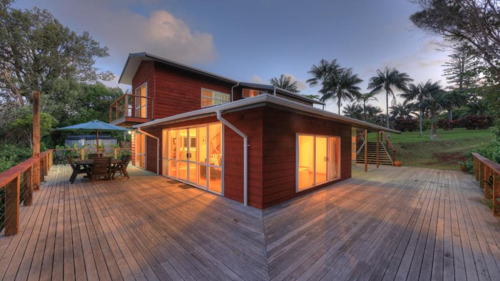 Ball Bay House - Norfolk Island Holiday Homes