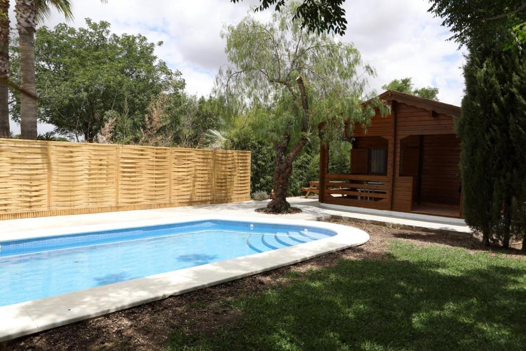 Vacation Home Preciosa y acogedora casa de madera en el ...