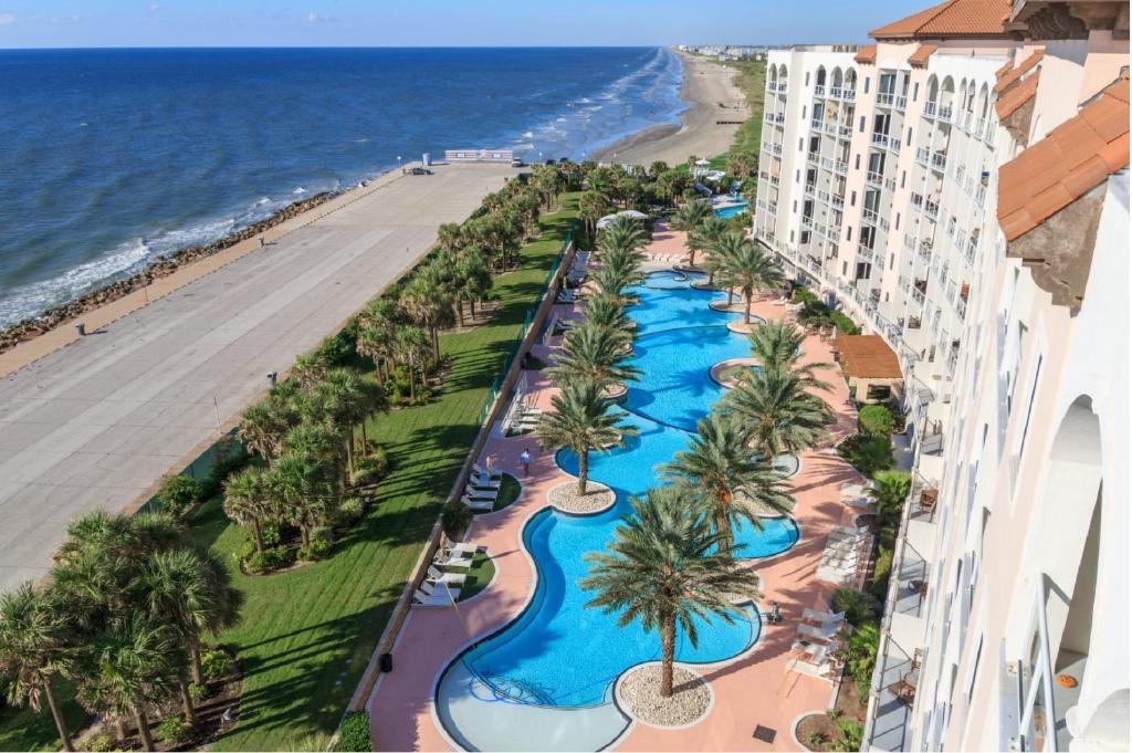 Resort Diamond Beach Galveston Tx