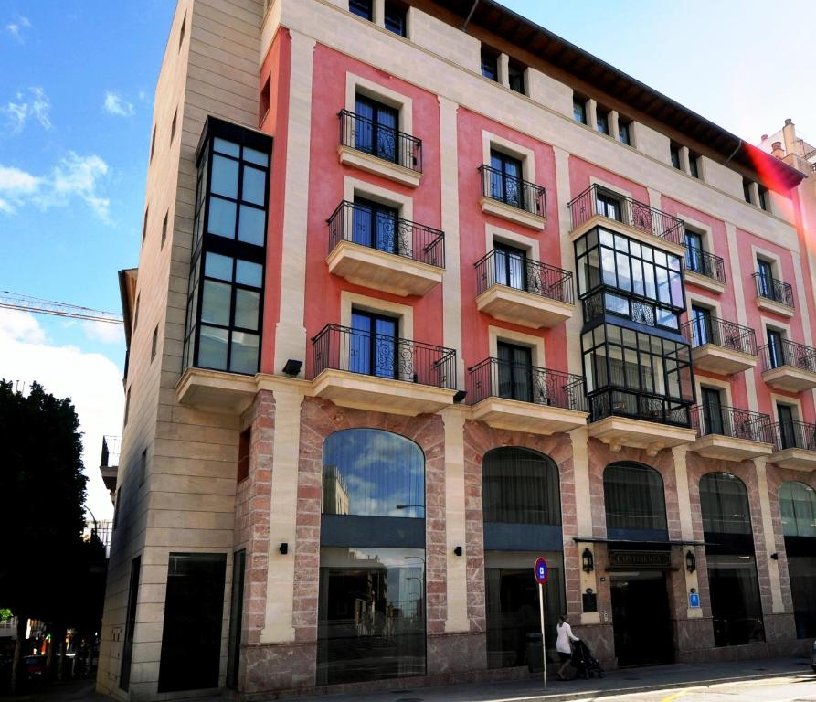 Hotel Continental Palma, Palma de Mallorca, Spain - Booking.com