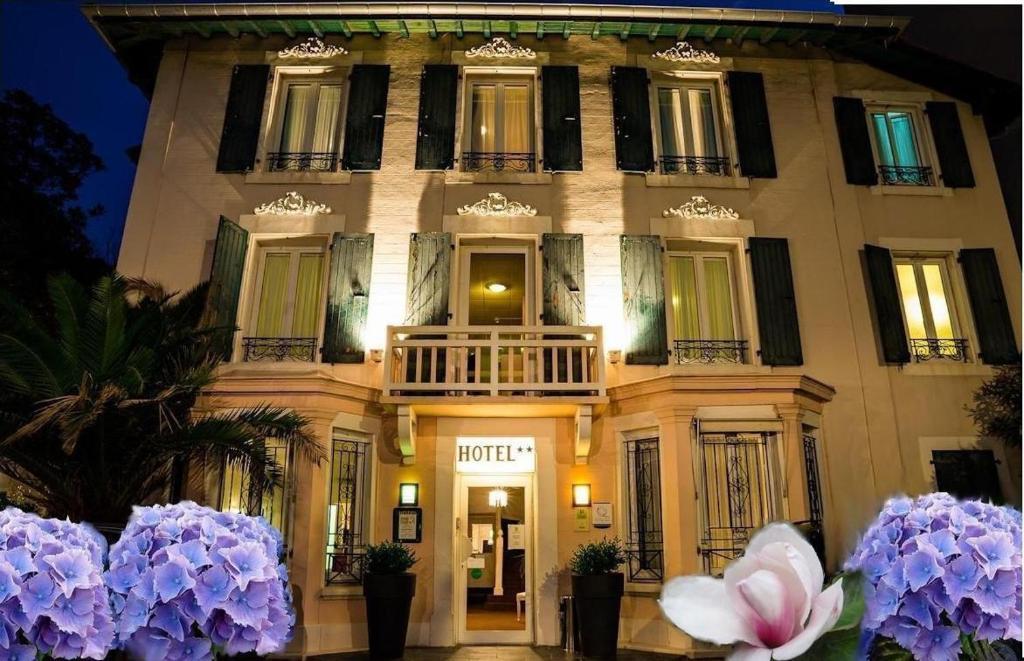Hotel Val Flores, Biarritz – Precios actualizados 2019