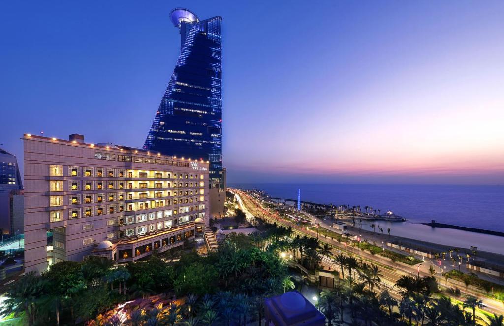 نتيجة بحث الصور عن فندق قصر الشرق جدة المطل على البحر
