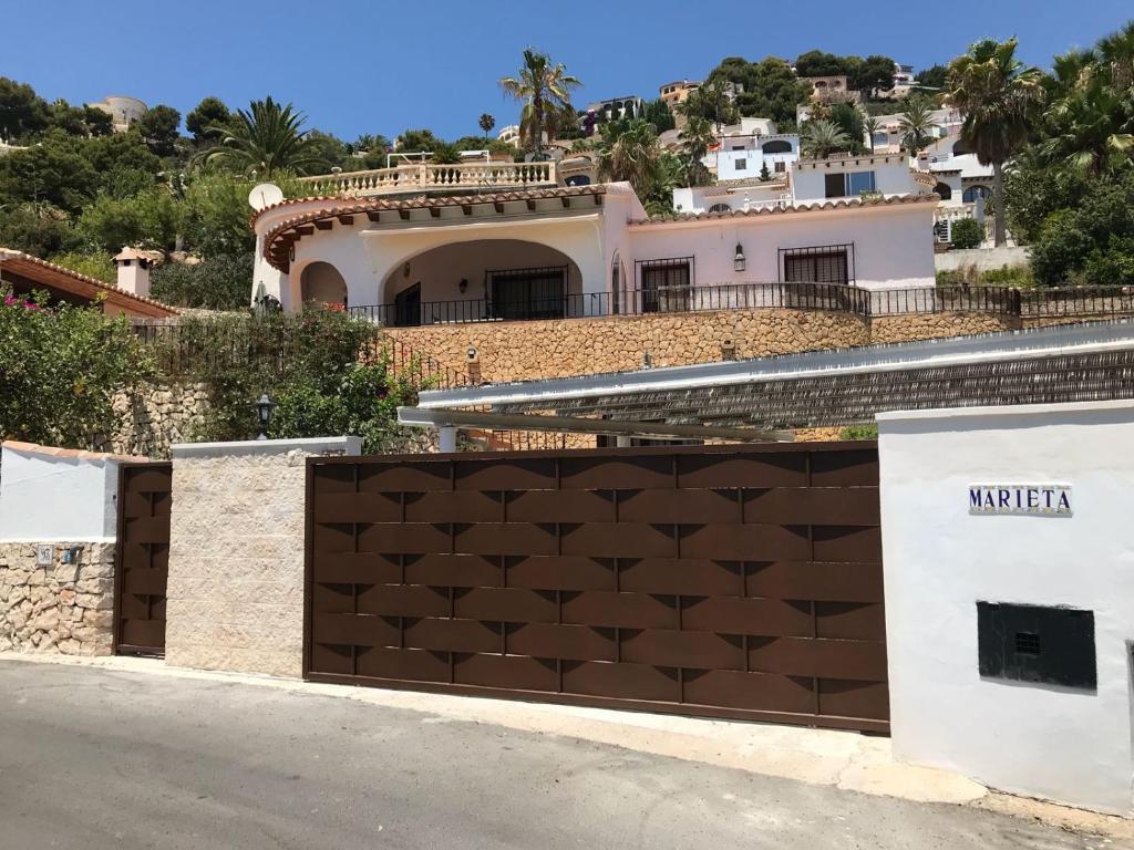 Casa de vacaciones Casa Marieta (España Benissa) - Booking.com